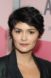 french hairstyles short hair
