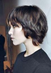 pixie hairstyles medium length