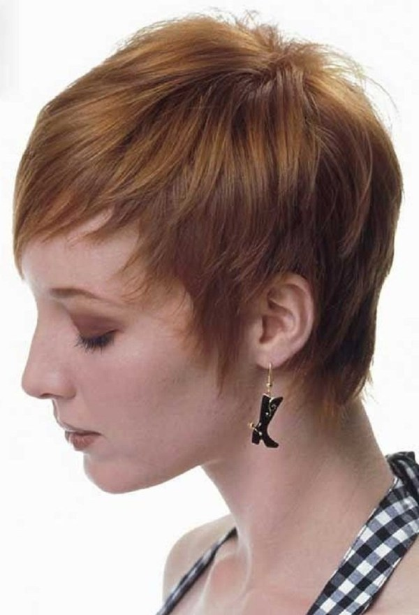 30 Long Messy Pixie Hairstyles Hairstyles Ideas Walk The Falls