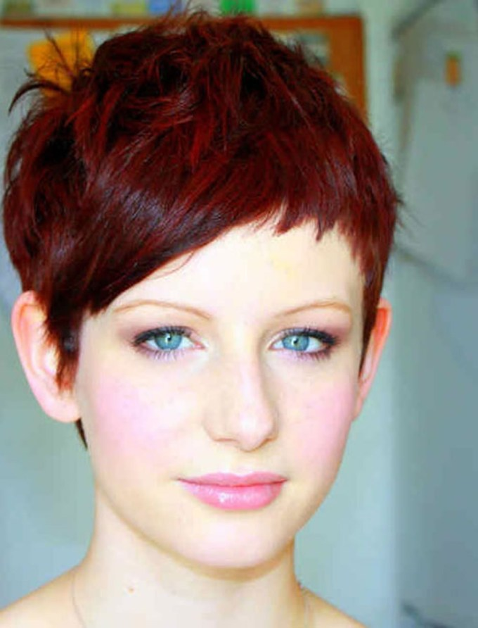 Hair Color For Short 2018 Red Hairsjdi
