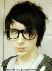 short pixie emo haircuts