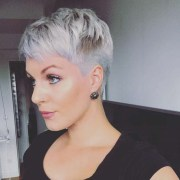 ideas of short pixie hairstyles