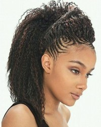 The Best African Hair Braiding Updo Hairstyles