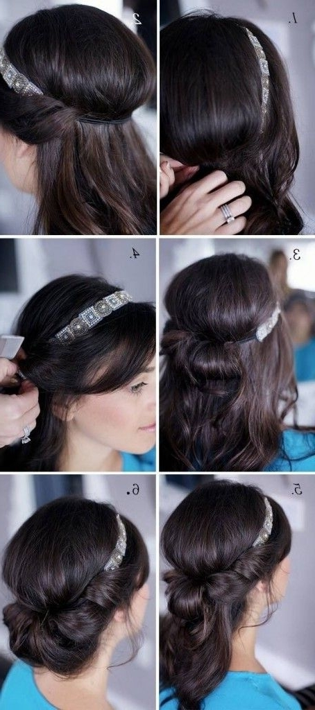 30 Easy Hairstyles At Home Hairstyles Ideas Walk The Falls