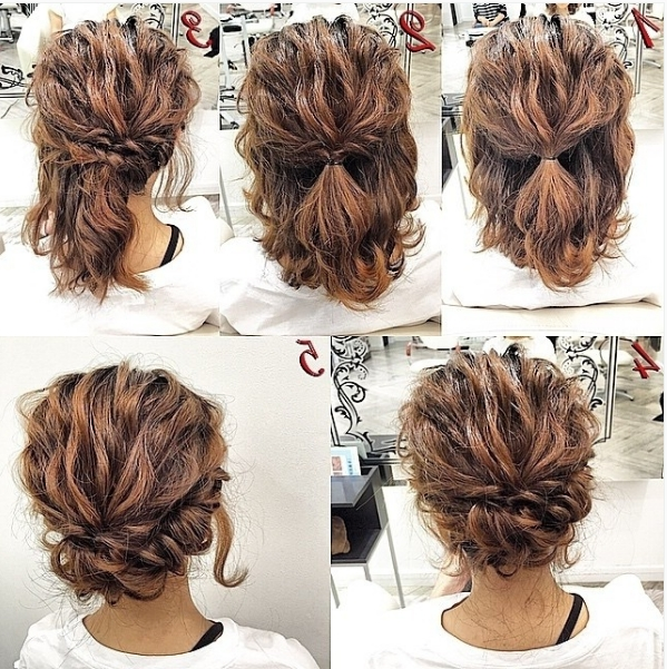 30 Do It Yourself Homecoming Hairstyles For Medium Length Hair