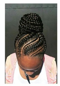 The Best Braided Updo Black Hairstyles