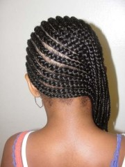 ideas of cornrows hairstyles