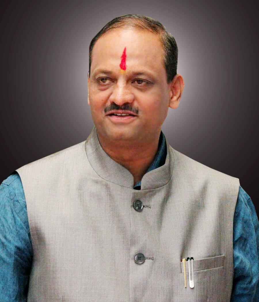 Shri Dhanraj D. Vispute