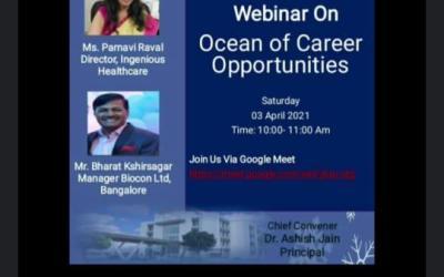 Ocean Of Career Opportunities