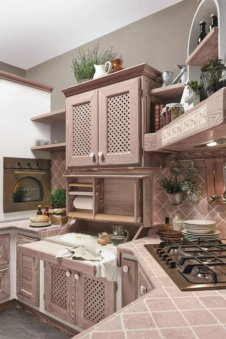 Cucina Borgo Antico Luisa | Cucine Lube Moderne Borgo Antico