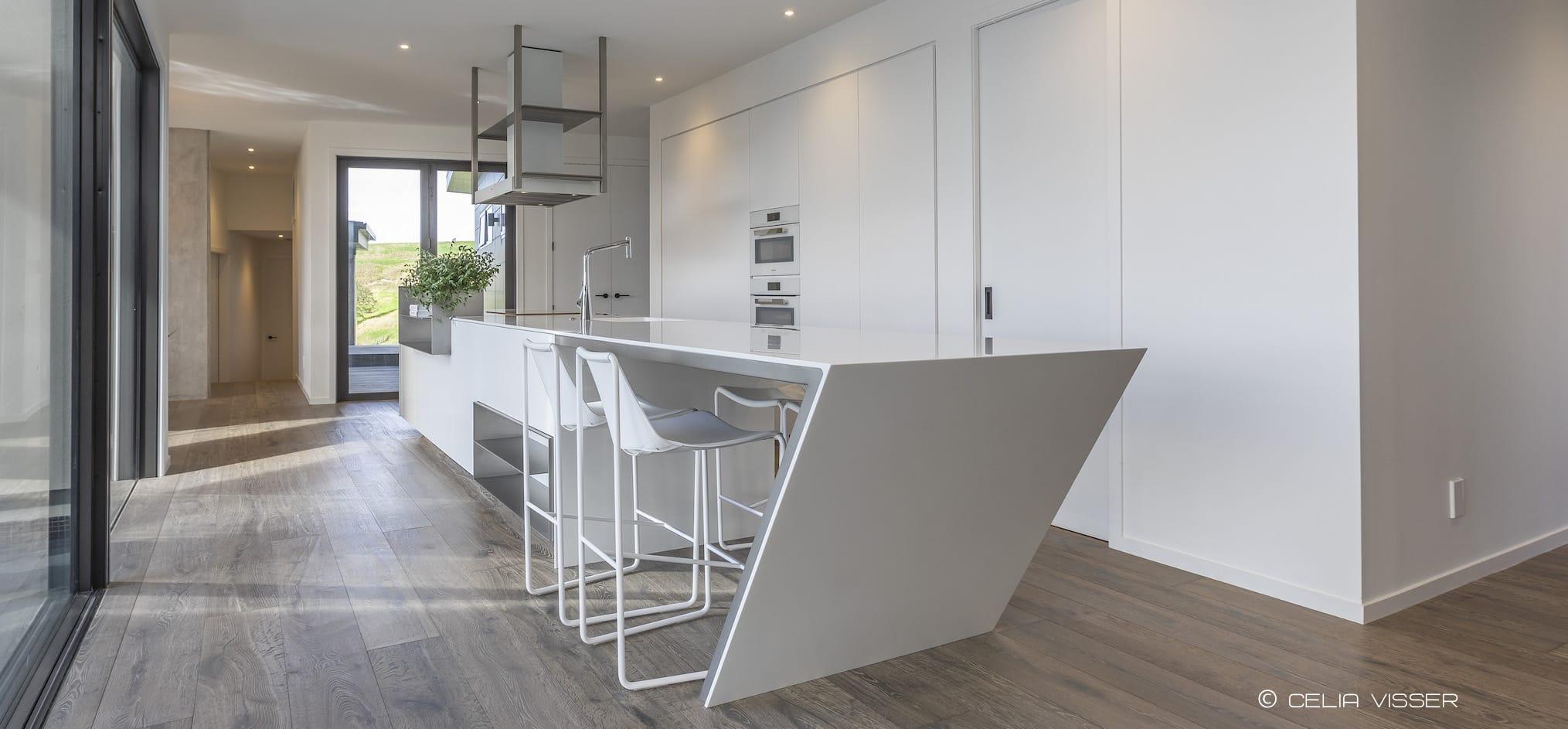 SBID Award  Kitchen Design  Wiri  Auckland  Celia