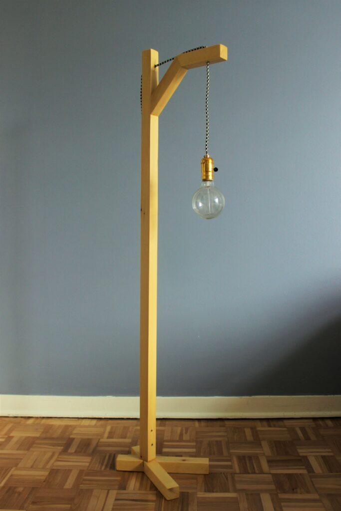 Comment fabriquer une lampe pinterest