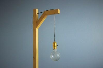 DIY Lampe moderne ampoule globe