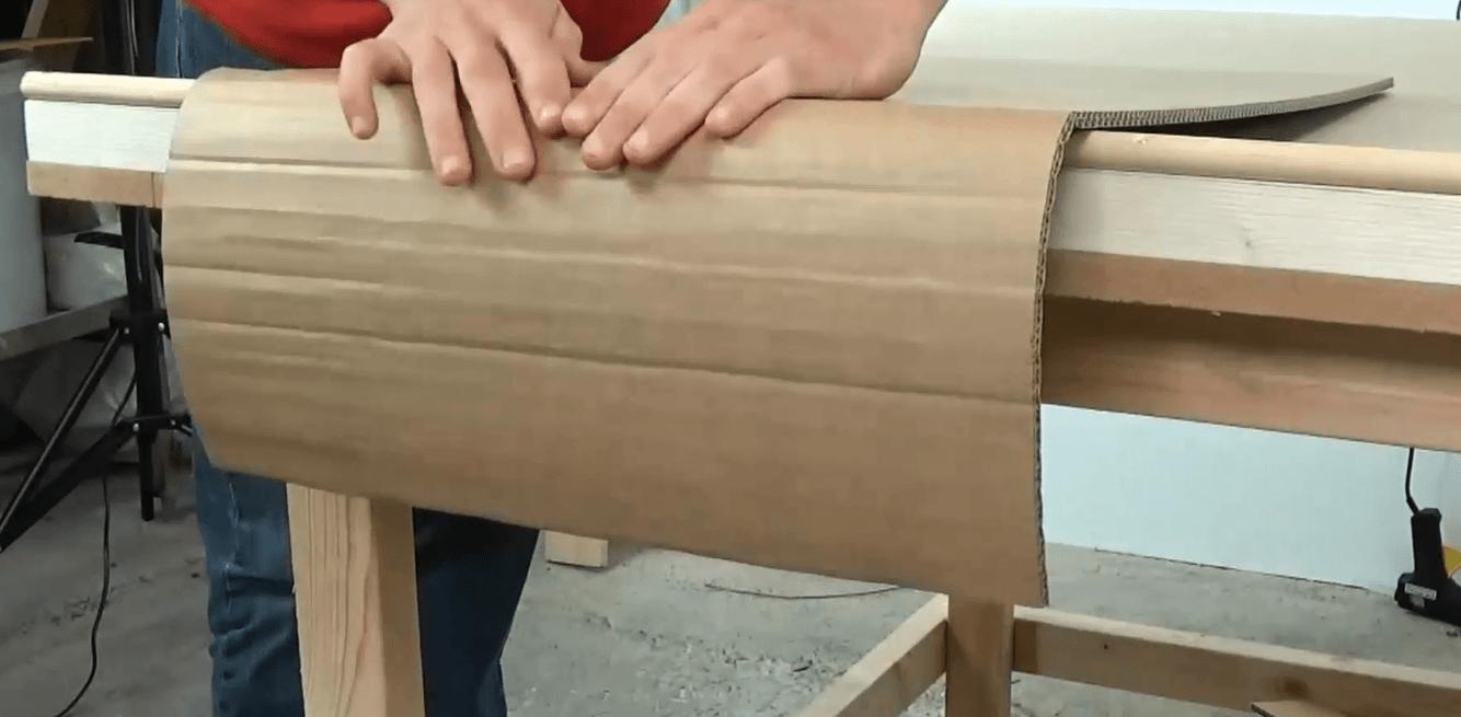 Comment Fabriquer Une Télé En Carton comment faire un meuble télé en carton – ep28  