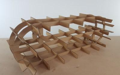 Comment faire un meuble télé en carton – EP28