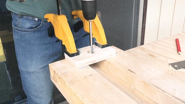 10-Perçage facade tiroirs
