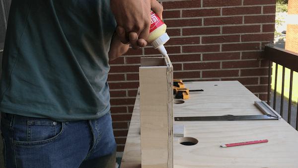 13-Assemblage tiroir