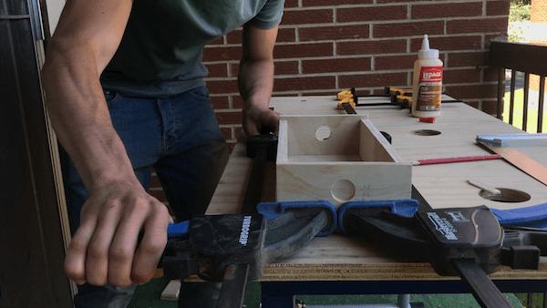 15-Assemblage tiroir