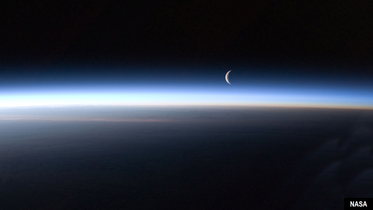 The Edge of Space and the Karman line