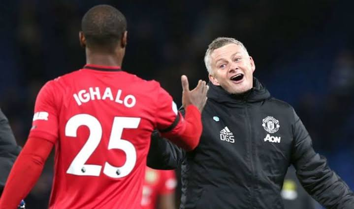 I won't force Ighalo, other United players to return to football – Solskjaer