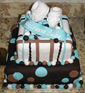 Teresa's Baby shower cake2