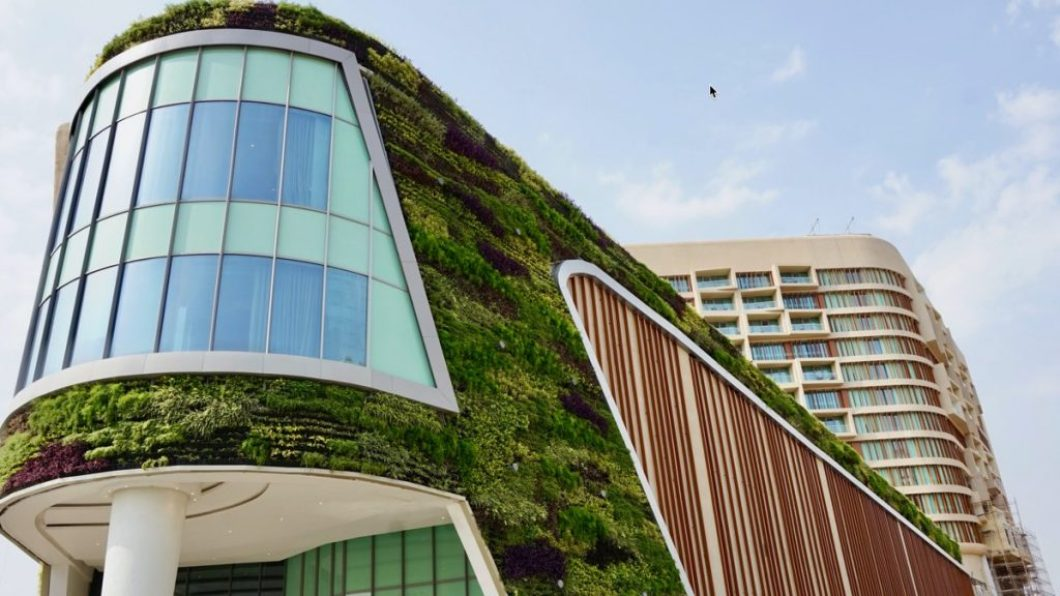 BIOPHILIC SPACES IN BUILT ENVIRONMENT