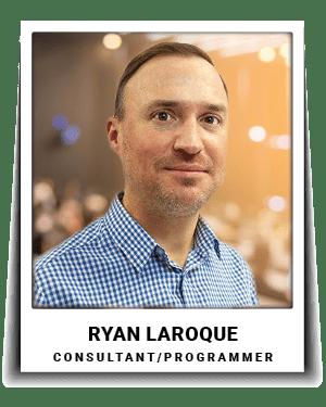</p> <h4>Ryan Laroque</h4> <p>