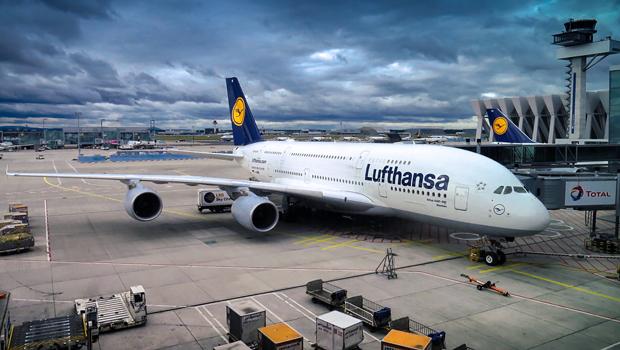 Lufthansa Newark