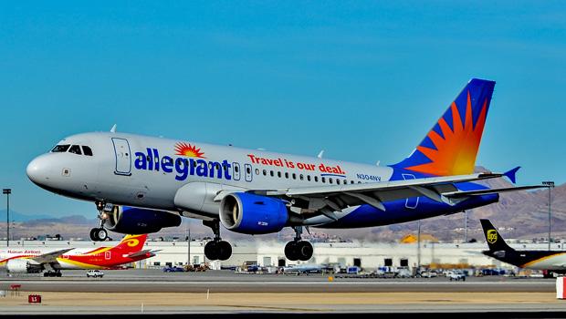 Allegiant Air Newark
