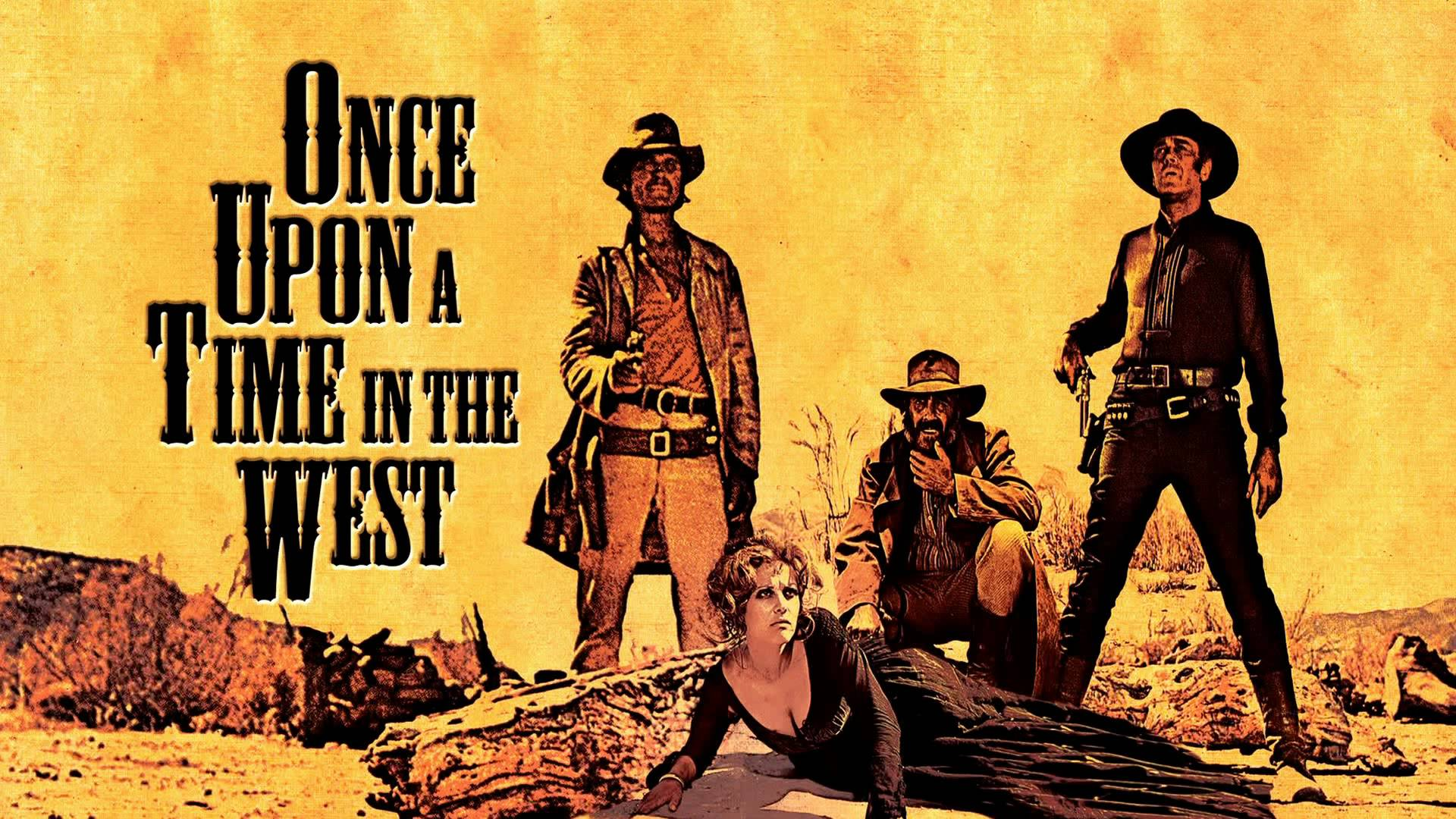 once upon a time in the west wallpapers