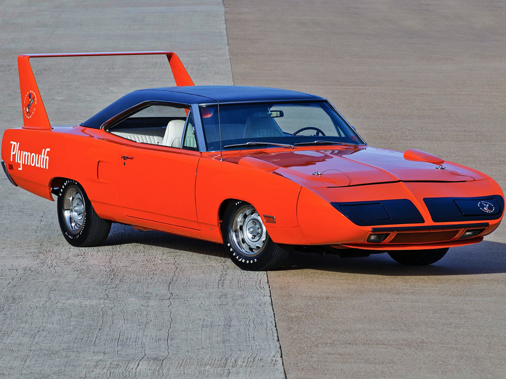 Plymouth Road Runner Superbird Wallpapers Vehicles HQ