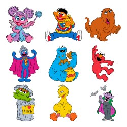 Most viewed Sesame Street wallpapers 4K Wallpapers