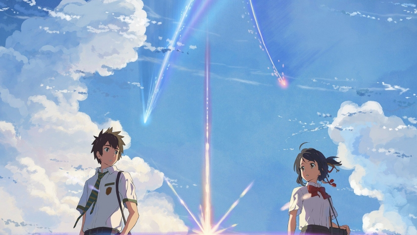 Your Name Movie Wallpaper Wallpaper Core