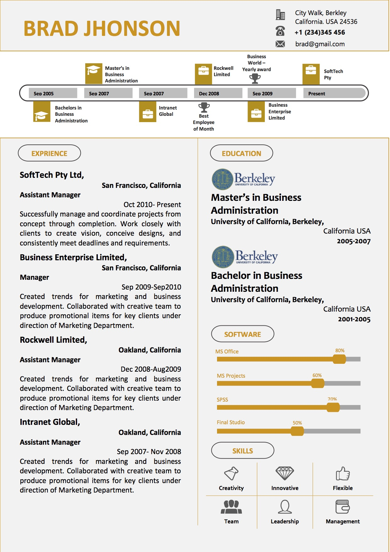 resume_layout_template_grey_yellow