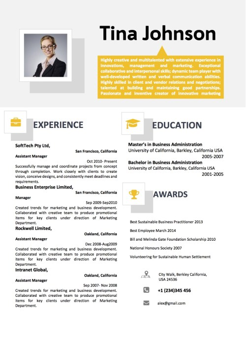 yellow_grey_professional_resume