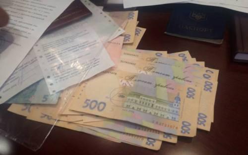 хабарники в Києві