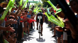 The best climb in triathlon circuit