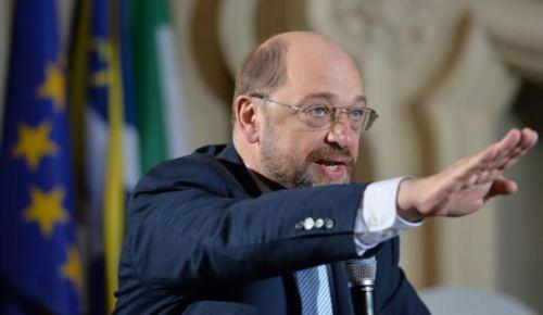 Мартін Шульц
