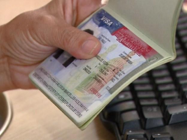 o que é um visto