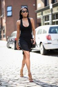 Street Fashion with Precious Muir