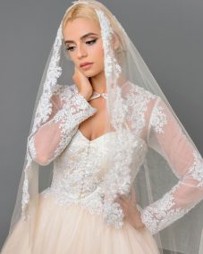 Bridal Portrait Of Ana