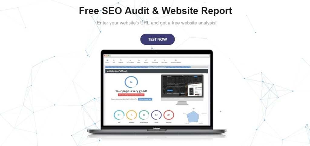 free-website-seo-report-tool