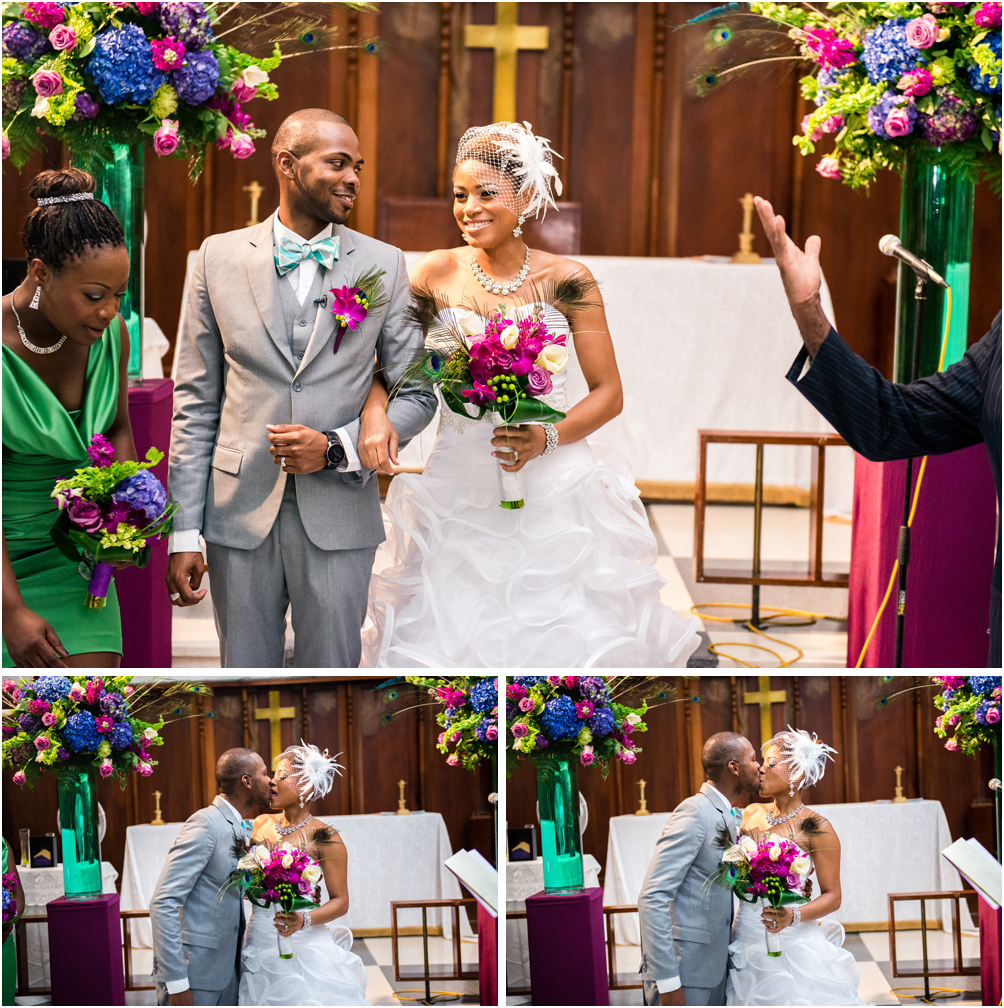 UWI Mona wedding  Raquel  AndresVisual Embrace Photography
