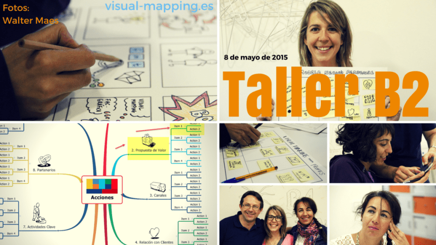 Taller de Visual Mapping B2 8 Mayo