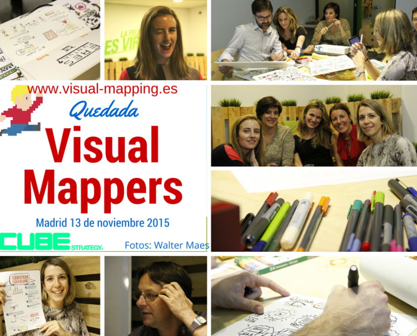 Quedada Visual Mappers Nov.