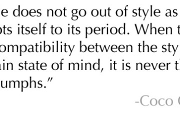 Thoughtofthedaycocochanel