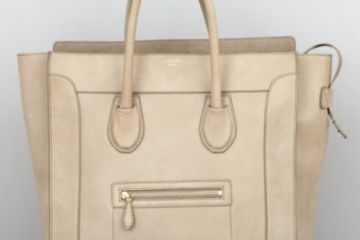 Nude Tote by Céline