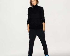 Phoebe Philo in high tops