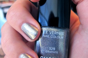 Wearing the nail polish of the moment!