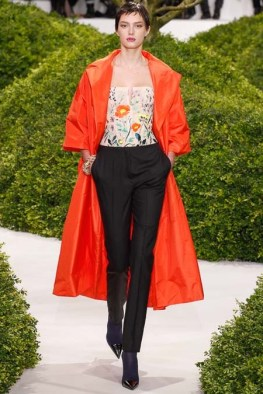 Dior Haute Couture Spring 2013 Look 13